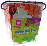 Creative Hands - Foam Stickers - Deep Sea Dive
