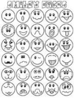 Shrinkie Dinkies Collector Set Smiley Faces