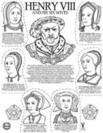Shrinkles Collector Set - Assorted Accessories - Henry VIII and his Six Wives