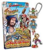 Shrinkles Bumper Box Pirates