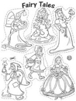 Shrinkles Collector Set - Shrinky Tags Fairy Tales