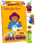 Shrinkles Bumper Box Paddington Bear
