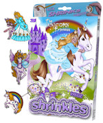 Shrinkles Bumper Box The Unicorn Princess