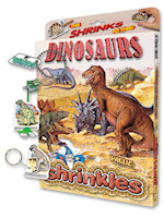 Shrinkles Bumper Box Dinosaurs