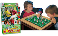 Shrinkles Bumper Box Football - The Game)