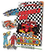 Shrinkles Bumper Box Formula One