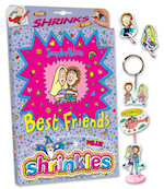 Shrinkles Bumper Box Jacqueline Wilsons Best Friends