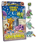 Shrinkles Bumper Box Crazy Catz