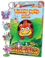 Shrinkles Bumper Box Wiggly-Eyed Bugs