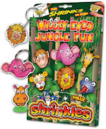 Shrinkles Bumper Box Wiggly-Eyed Jungle Fun