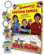 Shrinkles Bumper Box Cartoon Comics