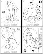 Shrinkles Party Pack - Dolphins