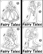 Shrinkles Party Pack - Fairy Tales