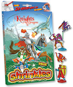 Shrinkles Bumper Box Knights and Dragons