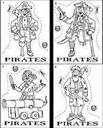 Shrinkles Party Pack - Pirates