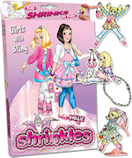 Shrinkles Bumper Box Girlz With Bling