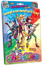Shrinkles Bumper Box Manga Rock Chicks With Bling