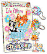 Shrinkles Bumper Box Cute Kittens