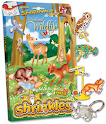 Shrinkles Bumper Box Woodland Wildlife