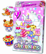 Shrinkles Bumper Box I Love Cupcakes