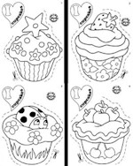 Shrinkles Party Pack - I Love Cupcakes