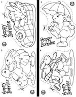 Shrinkles Party Pack - Happy Bunnies