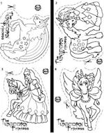 Shrinkles Party Pack - The Unicorn Princess